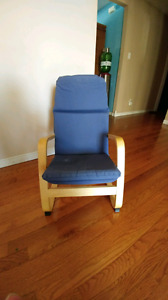 Childs Ikea chair