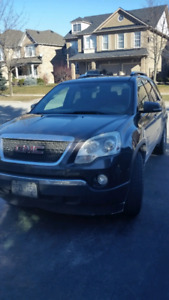 2007 GMC Acadia SLT $3950 OBO text only no emails