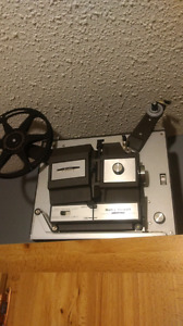 Bell and Howell 1970s Movie Projector