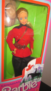 1987 Canadian Barbie – Dolls of the World Collection