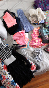 Huge LOT of girls clothes- size 6/7