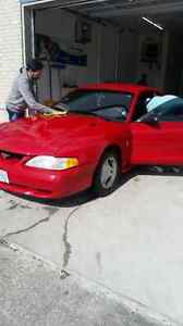 """Looking for 4-16"""" Rims for 1997 Ford Mustang"""