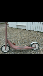 Radio Flyer model #CN38 scooter