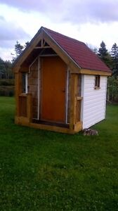 Storage shed/play house