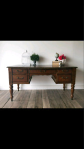 French Provincial antique table prices reduced