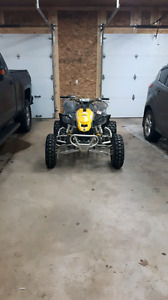 2014 can am 450ds xc ***mint***