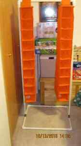 Shoe Rack. Holds 20 Pairs