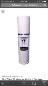 Cooler water dispenser- excellent condition as new