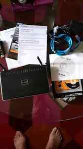 Wireless D Link N 300 Router and wireless N 150 USB Adapter Gatineau Ottawa / Gatineau Area image 1