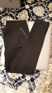 Black slacks size 4