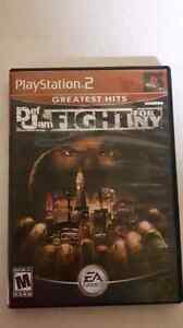 Def Jam fight for ny for playstation 2 Cambridge Kitchener Area image 1