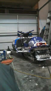No Ethanol Gas Near Me >> Yamaha Srx 700 | Find Snowmobiles Near Me in in Ontario from Dealers & Private Sellers | Kijiji ...
