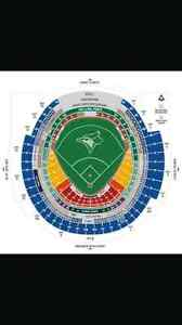 Jays tickets Mothers Day