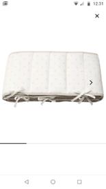 """Ikea Cot bumper """"Lenast"""""""