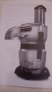 For sale Bullet Express machine London Ontario image 1