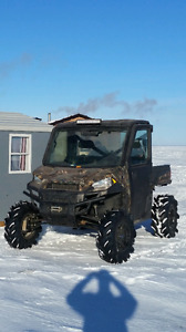2013 Polaris Ranger XP 900  Browning edition