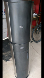Oster watercooler with powered chill and heat