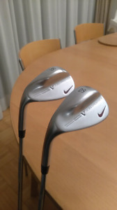 Left Handed Nike VR X3X Toe Sweep Wedges