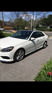 2014 Mercedes-Benz E550 AMG Package