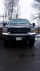 2004 f350 ford ..will sell plow sepertly
