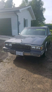 86 Cadillac mint condition