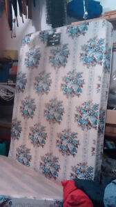 Mattress, Box Spring and Frame for sale