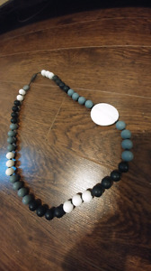 Collier dentition Bulle teething necklace