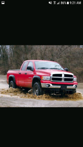 WANTED: Dodge Ram 1500