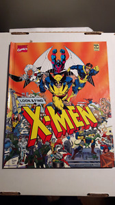 1992 X-Men Look and Find Book