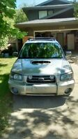 2005 FORESTER XT with WRX STi + UPGRADES