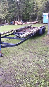 Car hauler project