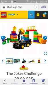 5 used and mostly retired Lego Duplo sets available  Kitchener / Waterloo Kitchener Area image 3