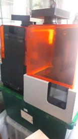 3D Printers x 2 Formlabs. 1K each Redhill Nottingham