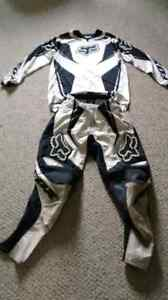 Fox Dirt bike outfit for sale