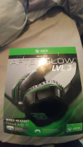 2 Afterglow level 3 xbox one headsets