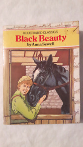 1977 Black Beauty Book by Anna Sewell