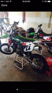 2014 Kawasaki kx 85 need gone