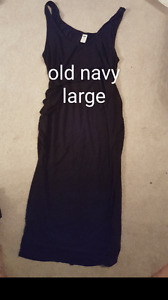Large maternity clothes
