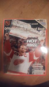 Hockey Record Book