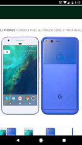 Google pixel for sale