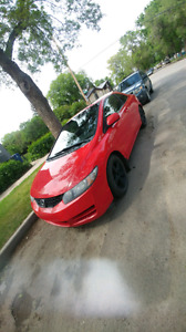 2009 manual Honda civic Coupe