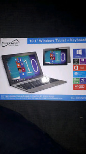 10.1 windows PC tablet