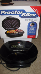 PROCTOR SILEX CONTACT GRILL