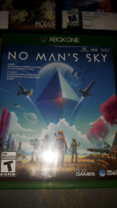 No Mans Sky Xbox one