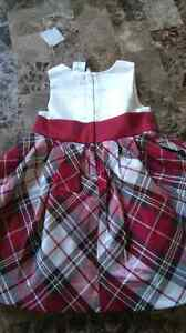 Brand New with Tags 6-12 mts plaid dress gymboree London Ontario image 4