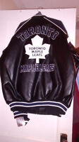 BRAND NEW TORONTO MAPLE LEAF JACKET FOR SALE