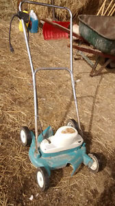 Vintage Sunbeam Electric Lawn Mower
