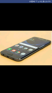 Samsung Galaxy S7 Edge with 2 covers