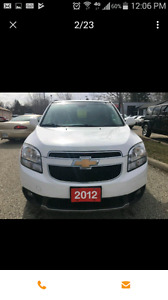 Wanted  Chevrolet Orlando LTZ only.