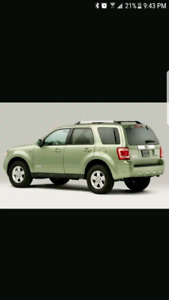 2008 Ford Escape XLT 4WD 4Cyl